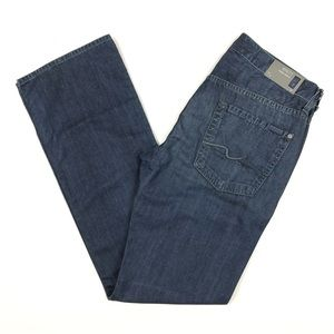 7 For All Mankind Brett Slim Bootcut Jeans Size 32